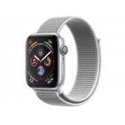 Умные часы APPLE Watch Series 4 44mm Silver Aluminium Case with Seashell Sport Loop MU6C2RU/A