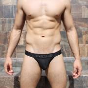 McKillop Xtreme Sphere Brief Underwear Black XBSP-BK1