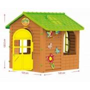 Kućica za igru 122x120x121 cm, 04/10830