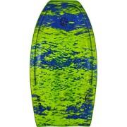 Wave Skater Rat Fish Bodyboard (Lime / Navy)