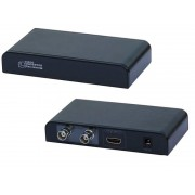 HDMI to SDI Converter (HD-SDI x2) - HDMI over Coaxial Cable / RG6U Cable Transmitter up to 120 meter