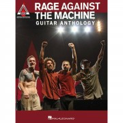 Hal Leonard Rage Against The Machine: Guitar Anthology