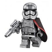 LEGO Star Wars - Captain Plasma minifigure with weapon.