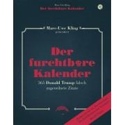 Verlag Voland & Quist Der furchtbare Kalender