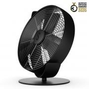 Ventilator de birou STADLER FORM TIM, Negru, 10 W, Silentios, Inclinare reglabila, Rotativ, Alimentare cablu USB