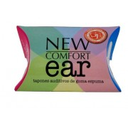 New Comfort Ear Tapones Auditivos De Goma Espuma