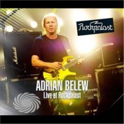 Video Delta Belew,Adrian - Live At Rockpalast 2008 - CD
