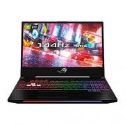 "Asus ROG Strix GL504GW-ES012T Scar II Black Notebook 39.6 cm (15.6"") 1920 x 1080 pixels 2.20 GHz 8th Intel CoreTM i7 i7-8750H"