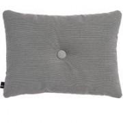 Hay Dot Cushion kussen steelcut trio Dark grey 60x45