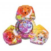 Fidget Spinner Triángulo Descompresión Spinner De Mano Precisión Mano Relief Juguetes Para Niños Adultos - Multicolor