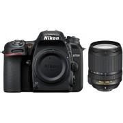 NIKON D7500 + 18-140mm AF-S DX ED VR