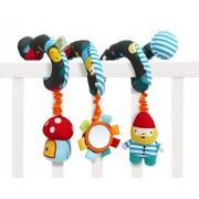 Little Bird Told Me My Sunshine Soft Acivit Baby Stroller Toy