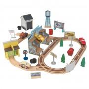 Kidkraft Disney® Pixar Bilar 3 50 Piece Thomasville Set Bana