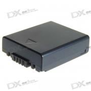 paquete de baterias panasonic S002E compatible con 720 mah para Panasonic LUMIX DMC-FZ1 / DMC-FZ10 y mas