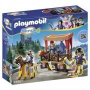 Playmobil Super 4 koningstribune met Alex 6695