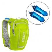 Kit Mochila de Hidratação 2L Ultra 10 Vest e 2 Garrafas Térmicas Flexíveis Camelbak - Unissex