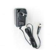 Fuente Switching Plastica Gralf 12v 1a Plug 5.5 Certificado