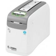 ZEBRA ZD510-HC - Etiketprinter - thermisch papier - Rol (3,02 cm) - 300 dpi - tot 102 mm/sec - USB 2.0, LAN, USB host, Bluetooth 4.0 LE