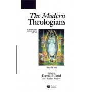 Modern Theologians. An Introduction to Christian Theology Since 1918, Paperback/Rachel Muers