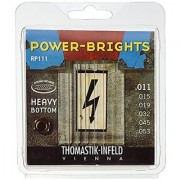 Thomastik-Infeld RP111 Power-Brights Heavy Bottom Medium Top Electric Guitar String Set