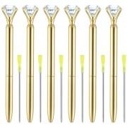 Papelería Suministros De Oficina Regalo De Las Niñas (Oro)
