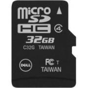Dell 32 GB MicroSDHC Class 4 Memory Card