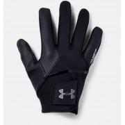 Under Armour ColdGear® Golfhandschoen - Unisex - Black - Grootte: Medium