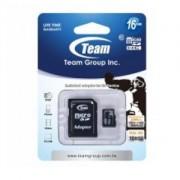 Team Group 09T-MCSDHC16GB Micro SDHC Card Class 10 16gb