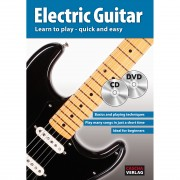Cascha HH 1202 EN Electric Guitar - Learn To Play - Quick And Easy