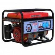 Generator de curent monofazat MEDIA LINE MLG 3500/1 model 2017 cu motor de 7 CP