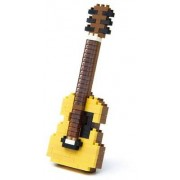 Music Sales Nanoblock: Acoustic Guitar