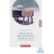 Didactica disciplinelor pedagogice - Musata Bocos