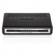 D-Link Switch 8 Porte Giga 10/100/1000