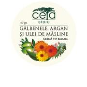 Crema Tip Unguent cu Extract Total de Galbenele, Argan si Ulei de Masline