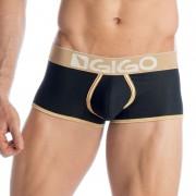 Gigo CAPRIATI BLACK Short Boxer Underwear G02107