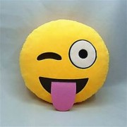 Smiley Soft Toy Cushion Pillow