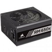 Захранване Corsair RMx Series RM650x, 650w, 80+ Gold, вентилатор 140mm
