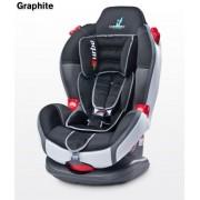 Caretero Sport Turbo autós gyerekülés - Graphite