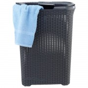 Curver style wasbox - 40 liter - grijs