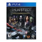 PS4 Juego Injustice Gods Among Us Para PlayStation 4