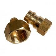 Set 2 adaptoare butelie freon R134A umplerea butelie interna aparat clima