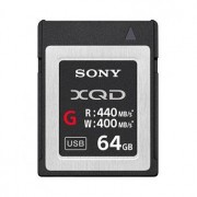 Sony XQD 64GB G 440 MB/s