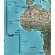 Garmin BlueChart g2 Vision HD Micro SD Card - Western Africa, VAF003R