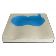 Gima Cuscino Antidecubito Gel Air 2D - 41 X 41 X 7,5 Cm