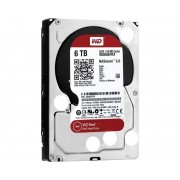 "6TB 3.5"" SATA III 64MB IntelliPower WD60EFRX Red"