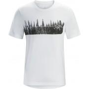 Arc'teryx M's Glades SS T-Shirt White 2018 S T-shirts & Kortärmade Vardagströjor