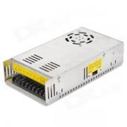 Adaptador de fuente de alimentacion del interruptor S-400-12 12V 33A 396W LED - plata