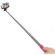 Kitvision bluetooth selfie stick roze