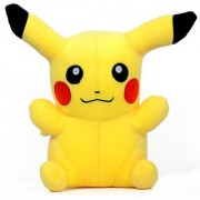 Yashi Enterprises Pikachu Soft Toy 22 CM