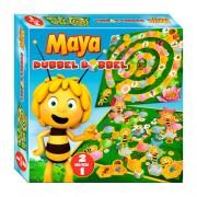 Studio 100 Maya de Bij spel dubbel dobbel dobbelspel